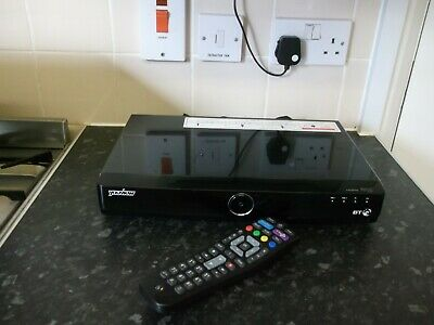 BT Humax DTR-T1000 Youview+ 500GB DVR HD Freeview Set Top Recorder Catch Up TV