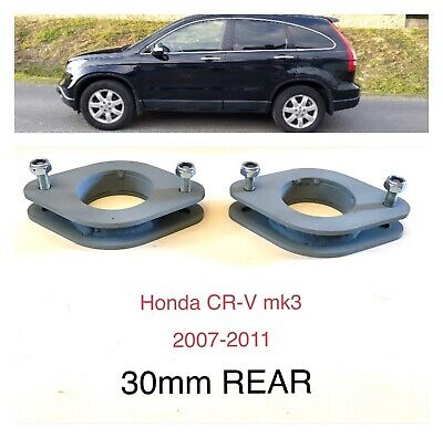 Honda CRV mk3, 2007-2011 LIFT KIT, SOLID  STEEL, 30mm REAR