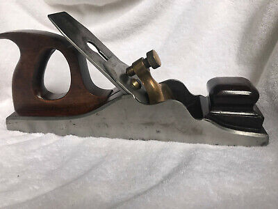 Spiers No. 1 Panel Plane with Malleable Iron Base -- Unique