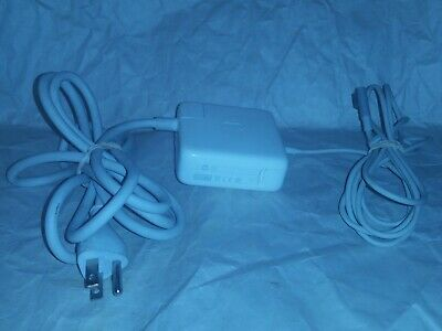Genuine OEM APPLE A1344 60W Magsafe Power Adapter Charger For Macbook Pro