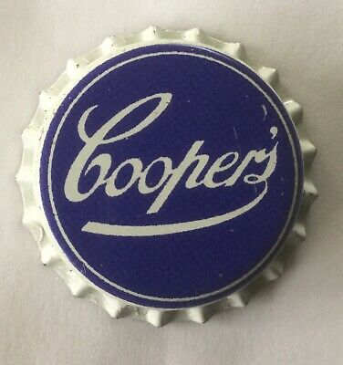 Bottle Cap Cooper's Brewery South Australia
