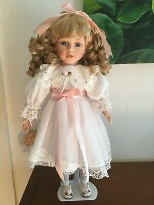 "The Heritage Heirloom Collection - ""Claire"" Doll"