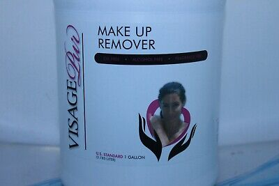 Visage Pur Makeup Remover For Skin and Eyes - 1 Gallon