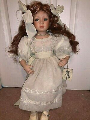 Porcelin Antique Doll - Limited Edition
