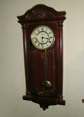 Hermle Chiming Wall Clock Westminster Chimes Made in Germany