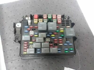 Fuse Junction Relay Box Engine Fits 03-07 HUMMER H2 15201930