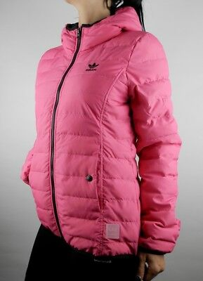 ADIDAS ORIGINALS SLIM Trefoil Jacke Damen Winterjacke Winter ...