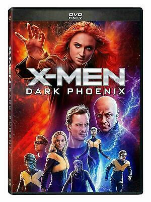 X-Men: Dark Phoenix Brand New Dvd 2019 Factory Sealed - Ship Fast!!!