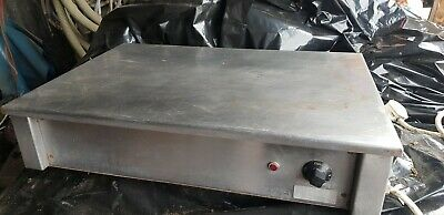 Roland Hot Plate Warmer Industrial Was Working Unused For A While Bargain