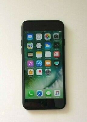 Apple iPhone 7 - 32GB - Black (US GCI Policy) A1660 Smartphone