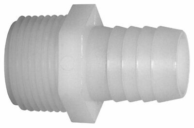 Nylon Fitting Hose Tail Connector Male Thread x Bard