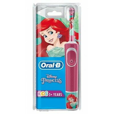 ORAL-B Kids - Rechargeable Electric Toothbrush the little Mermaid