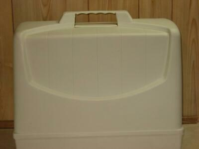 Free Arm Sewing Machine Carry Case Fit Many Model including Singer 401A 403 500A