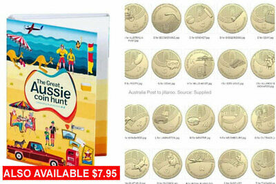 The Great Aussie Coin Hunt ~ 6 $1.00 Coins For The Last Week ~ Week 4
