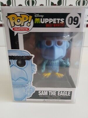 Muppets 2: Most Wanted - Sam the Eagle Pop! Vinyl