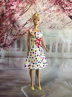 OOAK Doll Fashion for Barbie and Silkstone Mod Vintage Clare's Couture 22