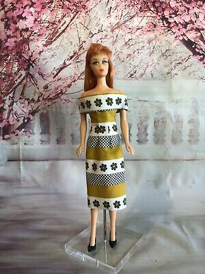 OOAK Doll Fashion for Barbie and Silkstone Mod Vintage Clare's Couture 32