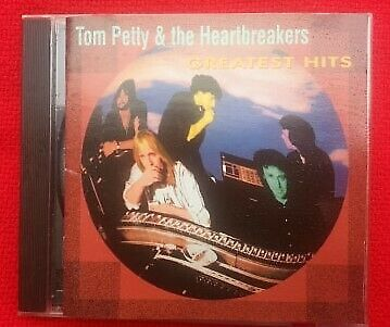 Tom Petty and the Heartbreakers Greatest Hits best of  CD 1993 good used