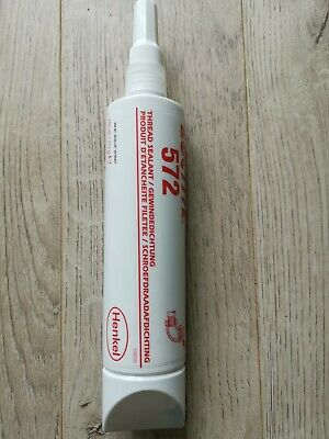 Loctite thread sealant 572 , 250ml
