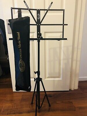 Lawrence Metal Folding Music Stand