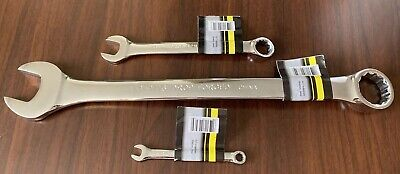 KT Industries Combination Wrenches, Choice Metric and SAE