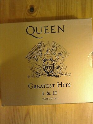 Queen greatest hits 1&2 fat box CD set