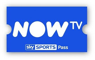 NOW TV 1 Month Sports Pass Mobile  (CODE)