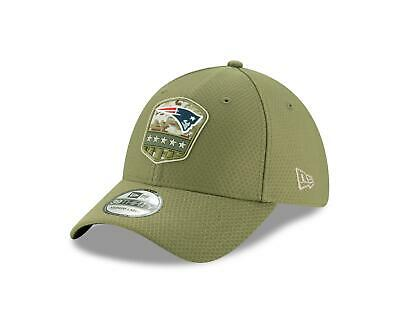 New England Patriots Hat 2019 Salute to Service Sideline 39THIRTY Flex Cap
