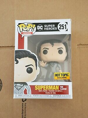 Funko Pop! Heroes #251 Superman Flashpoint Hot Topic Exclusive