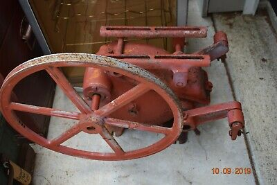 Vintage/Antique  F.E. Myers and Bros. Ashland Ohio Self Oiling Jack Pump
