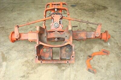 1974 Case 1370 Tractor Front End Axle Assembly