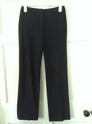 Ladies Dark Grey trousers - Generous 10 - Country Casuals REDUCED