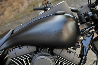 Harley-Davidson Softail Stretched Tankcover gas tank shrouds   95-up