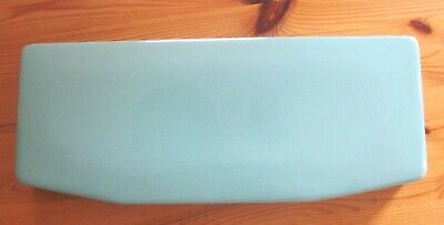 """American Standard F4043 Toilet Tank Cover Lid Top 1953 T53 Ming Green 20-5/8"""""""