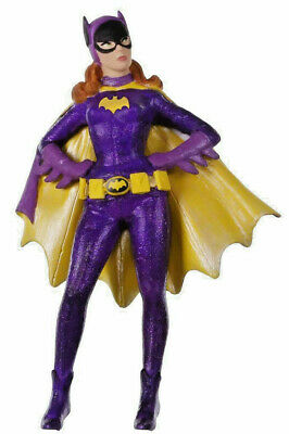 Hallmark 2019 BATGIRL Classic TV Batman Purple Shiny NIB Keepsake Xmas Ornament