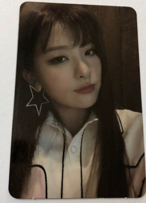 Seulgi Official Photocard - Red Velvet - The Reve Festival Day 2 - Usa Seller