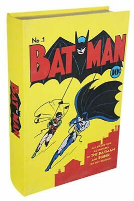 Batman - Batman & Robin Wooden Box NEW DC Comics