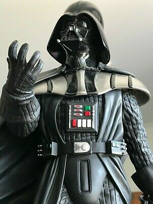Star Wars - Darth Vader Statue Gentle Giant ROTS NEW BOXED LARGE RARE NEW