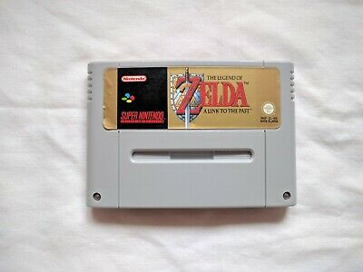 The Legend Of Zelda A Link To The Past - Snes (PAL) - Cartridge only!