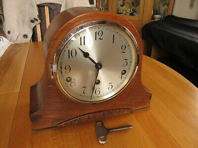 Westminster Mantle Clock Working With Key