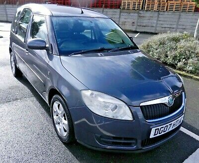 Skoda Roomster 2 2007 1.6 Petrol Only 36700 Miles Excellent  Condition All Round