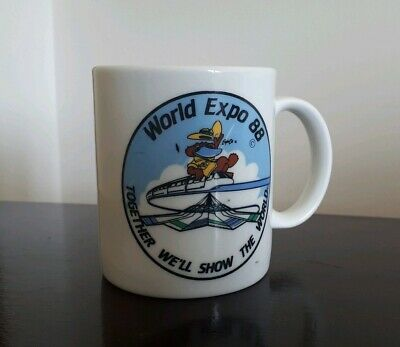 World Expo 88 Brisbane Expo Oz Coffee Mug