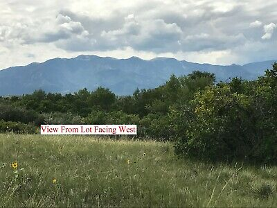 Owner Carry Large Bluff View R-1 Lot Colorado City - Winning Bid is Down Payment