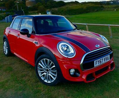 2017 Mini Cooper.  3600 Miles From New. Chili Pack. Cooper Works Kit. 1 Owner.