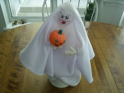 Vintage Halloween Battery Operated  Ghost
