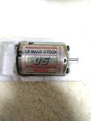 Le Mans Stock 05 Racing Motor- Kyosho RS 540