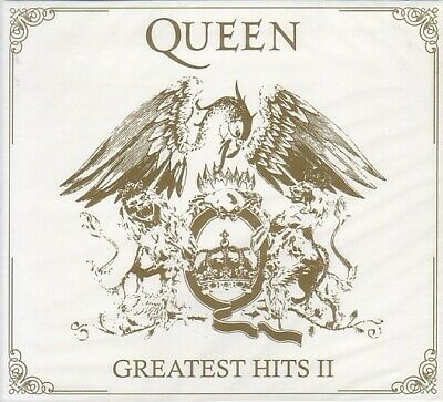 Queen - Greatest Hits II CD NUOVO