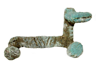 Extremely Rare Bronze Age Zoomorphic Figurine, Unknown Purpose+++