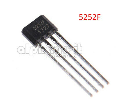 10PC NEW QX5252 5252F New and ORIGINAL IC driver TO-94