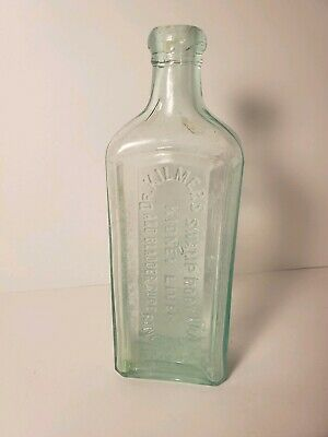 Dr. Kilmer's Swamp Root Remedy Bottle - Binghampton, NY Medicine Cure - Antique